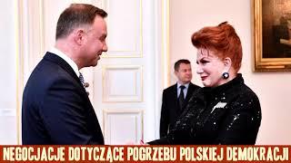 Komunikat Ministerstwa Prawdy nr 708: Ambasador Mosbacher