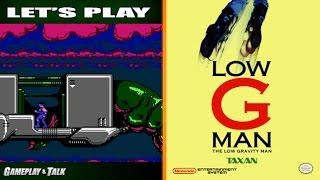 Let's Play Low G Man for the NES