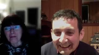 Kronvirusa intervjuo kun José Antonio Vergara, epidemiologo