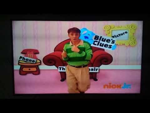 Blue's Clues We Just Figured Out Blue's Clues (Blue's ABC's)