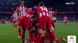 Resumen Sevilla FC 2-5 Atletico de Madrid | TodoFutbol