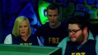 Cool Shad Moss scene: CSI Cyber