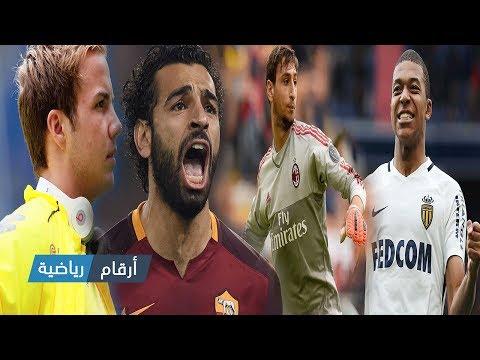 ريال مدريد يتفق مع دوناروما ومبابي | محمد صلاح في ليفربول | تطورات في حالة غوتزه المرضية