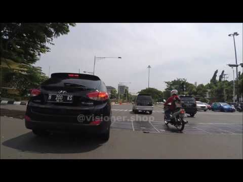 Short Touring : Semarang City - Indonesia Route #3. March 23rd, 2017