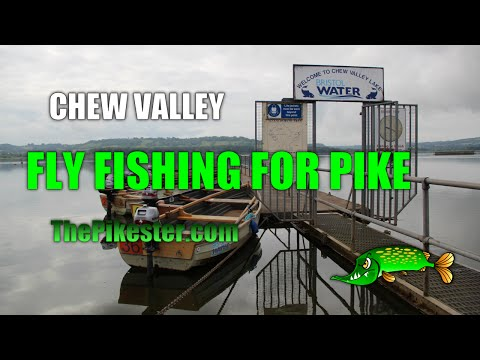 Chew Valley Fly Fishing For Pike (2)
