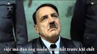 Hitler đi hiếp dâm vào ngày tận thế