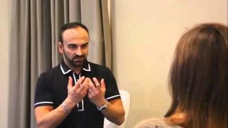ANDREA BOVERO INTERVISTATO DA HAIR BEAUTY CONSULTANT