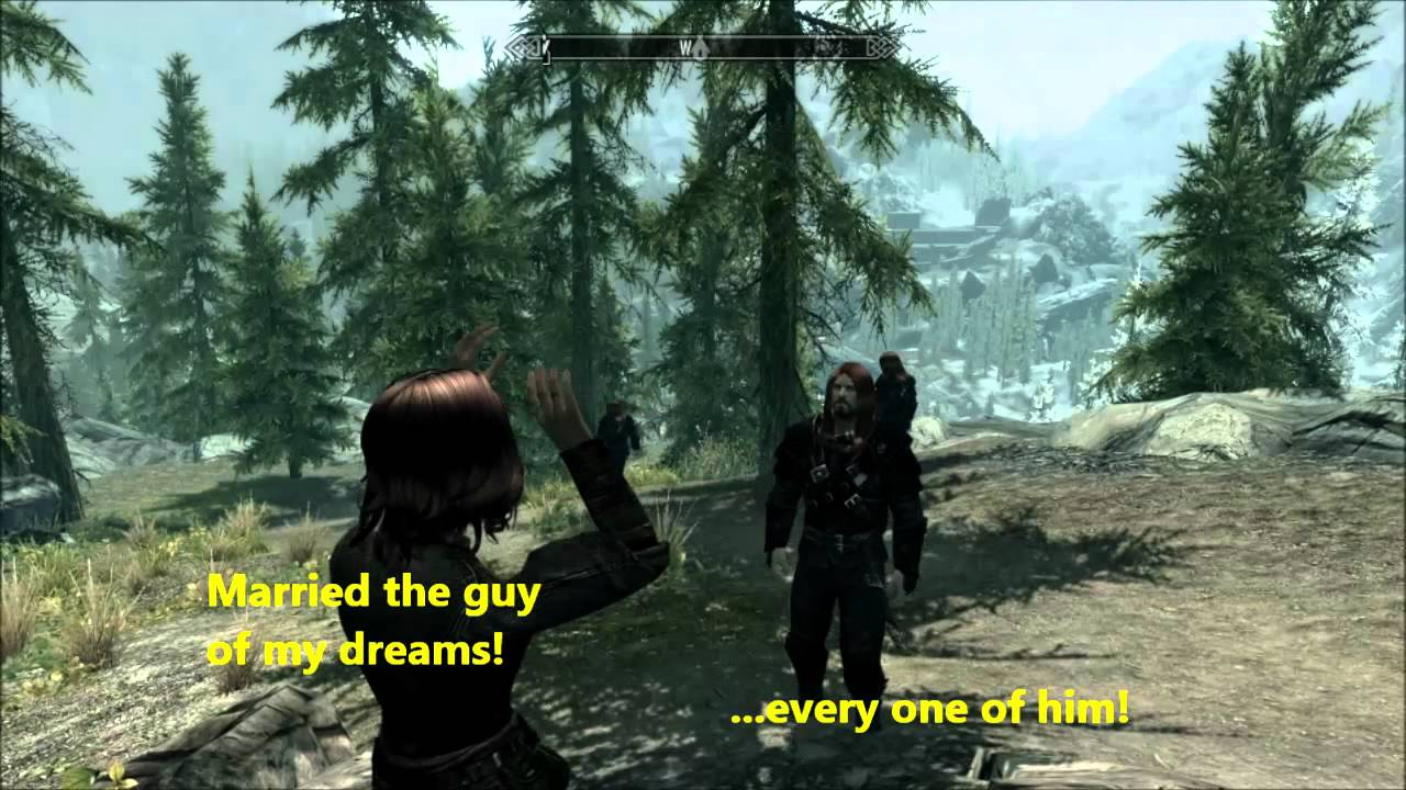 Download Skyrim - Multiple Spouses - Brynjolf