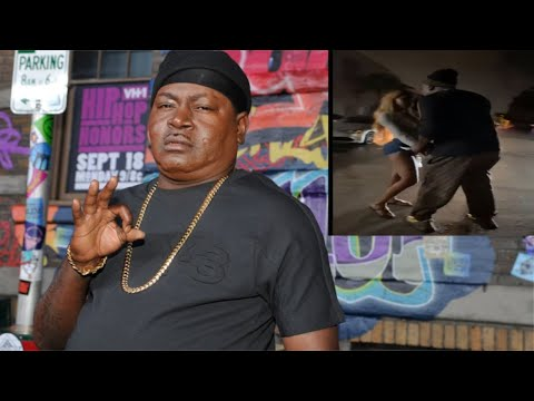 Trick Daddy Gets Into Verbal Altercation With Woman Outside Club