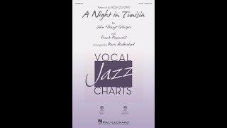 A Night in Tunisia (SATB Choir) - Arranged by Paris Rutherford