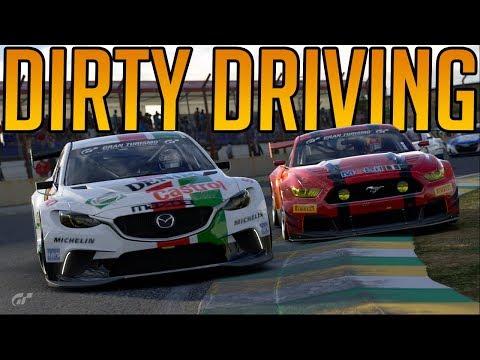 Gran Turismo Sport: Analysing a Dirty Driver thumbnail