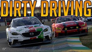 Gran Turismo Sport: Analysing a Dirty Driver