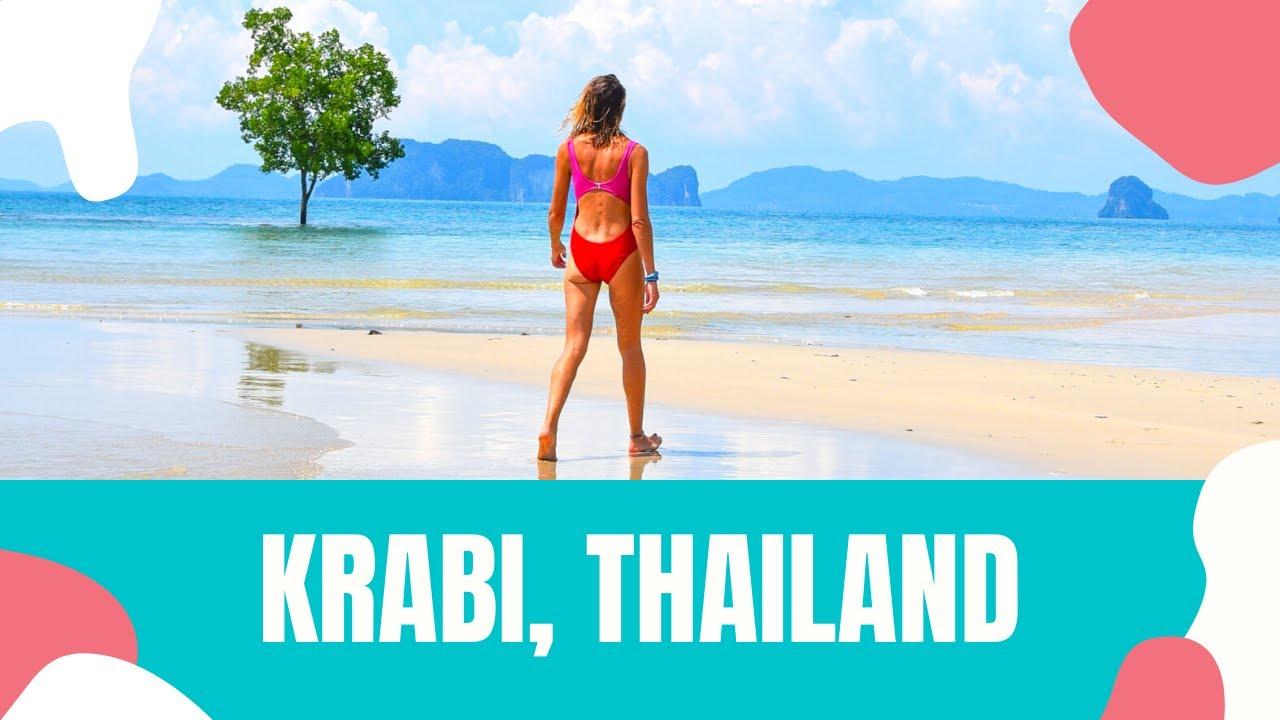 THAILAND - KRABI (Travel Vlog)