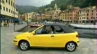 Fiat Punto Cabriolet (Test - Essai - Reportage) FR 1994