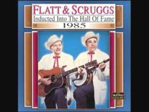 Flatt & Scruggs, Crying My Heart Out over You