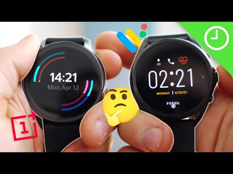 The OnePlus Watch cloned Wear OS!
