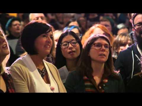 Space Oddity 500 Choir Ontario Canada