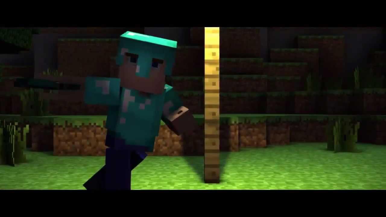 Revenge (Minecraft Creeper Song) - TryHardNinja Feat. Captainsparklez