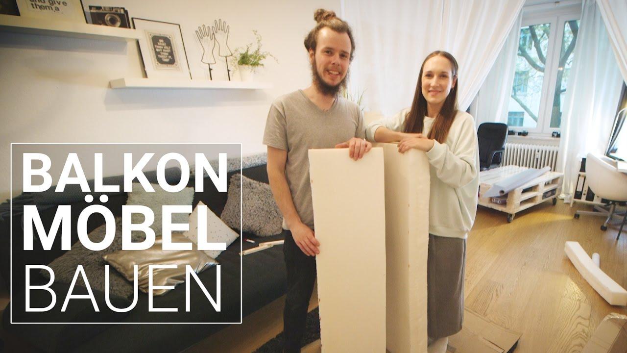 Lounge Aus Holzpaletten Selber Bauen Diy Youtube