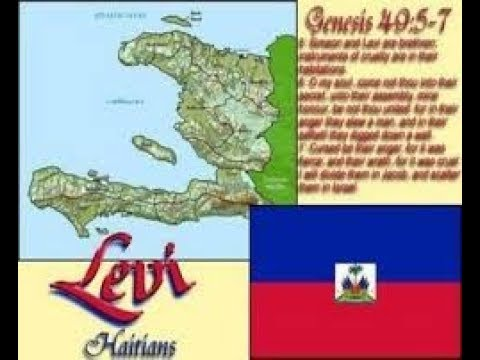 HAITI Blacks they are Isrelites from the TRIBE OF LEVI