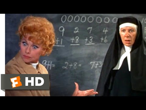 Yours, Mine And Ours (1968) - Beardsley! Scene (11/12) | Movieclips