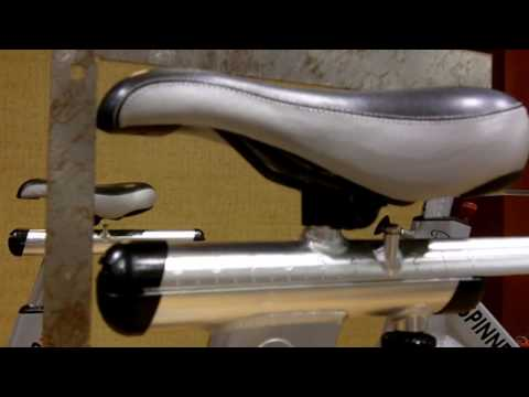 Spinning Indoor Cycling Bike Setup Quick Tip