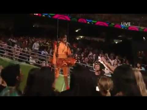 Willow Smith Live KCA