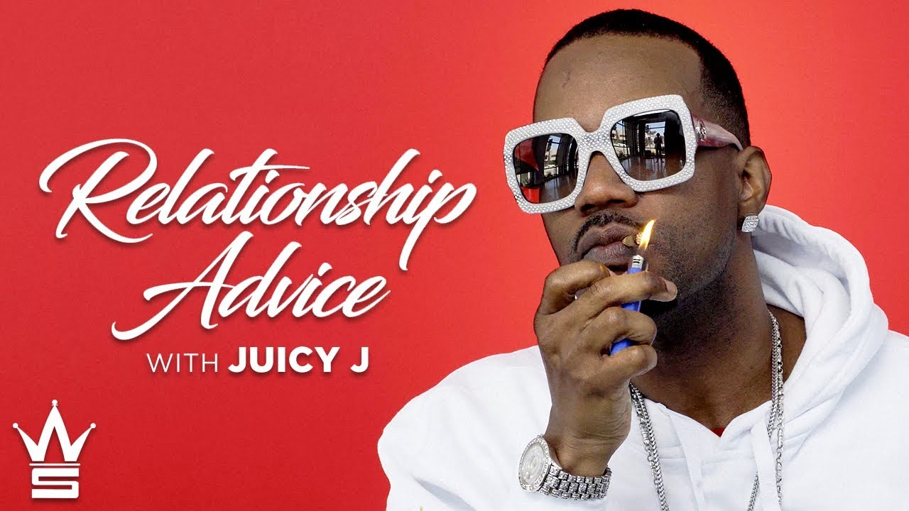 Relationship Advice: Juicy J Reveals How To Get A Girl To Slob On Your Knob!
