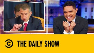 Republicans Go After The Bidens In Tense Impeachment Hearing | The Daily Show With Trevor Noah