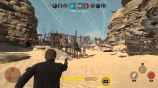 Star Wars Battlefront: The Scruffy Looking Nerf-Herder