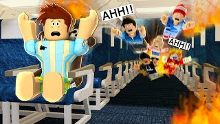 I Went On Roblox Flight 7616.. NEVER AGAIN!