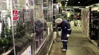 Prevención industria vitivinícola: Embotellado de vinos