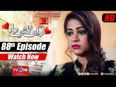 Love In Gulshan E Bihar - Episode 88 - TV One Drama - 7th February 2018