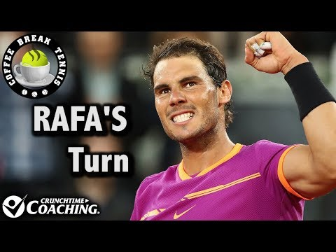2018 Australian Open Is it Rafa's Turn? | Coffee Break Tennis