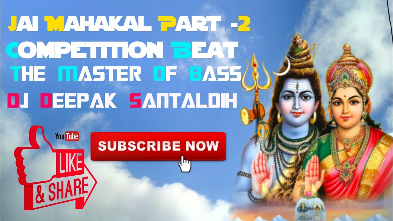Jai Mahakal Part -2 || Competition Beat || The Master Of