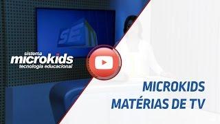 MICROKIDS - MATÉRIAS DE TV