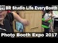 Every Booth BR Studio Life Photo Booth | Photo Booth Expo 2017 | Disc Jockey News