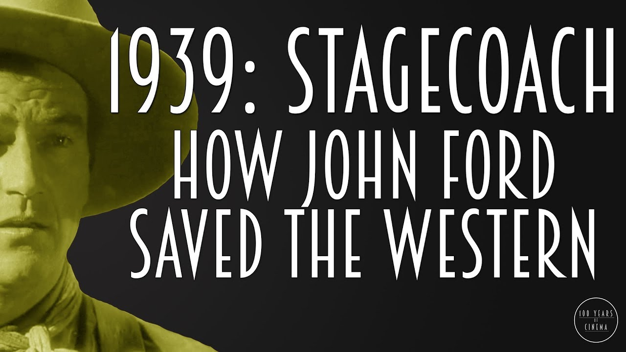 1939 Stagecoach How John Ford Saved The Western Youtube Possessedhand Will Move Your Hand For You