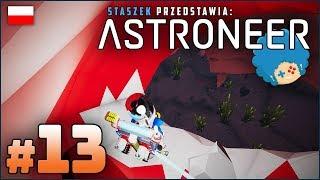 ASTRONEER PL #13 | Glacio i zabawa w złomiarza