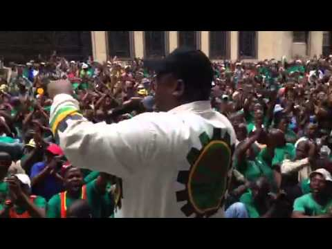 Amcu march on amplats 18 march