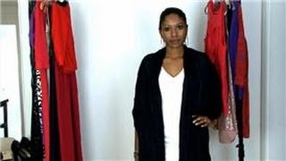 Evening Fashion : How to Wear a Pashmina With a Dress