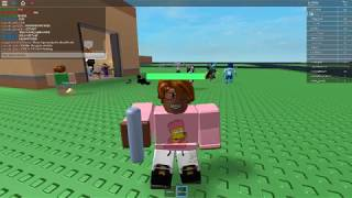 PLAYING THE ELEVATOR REMADE WITH Reap3r511 (ROBLOX)