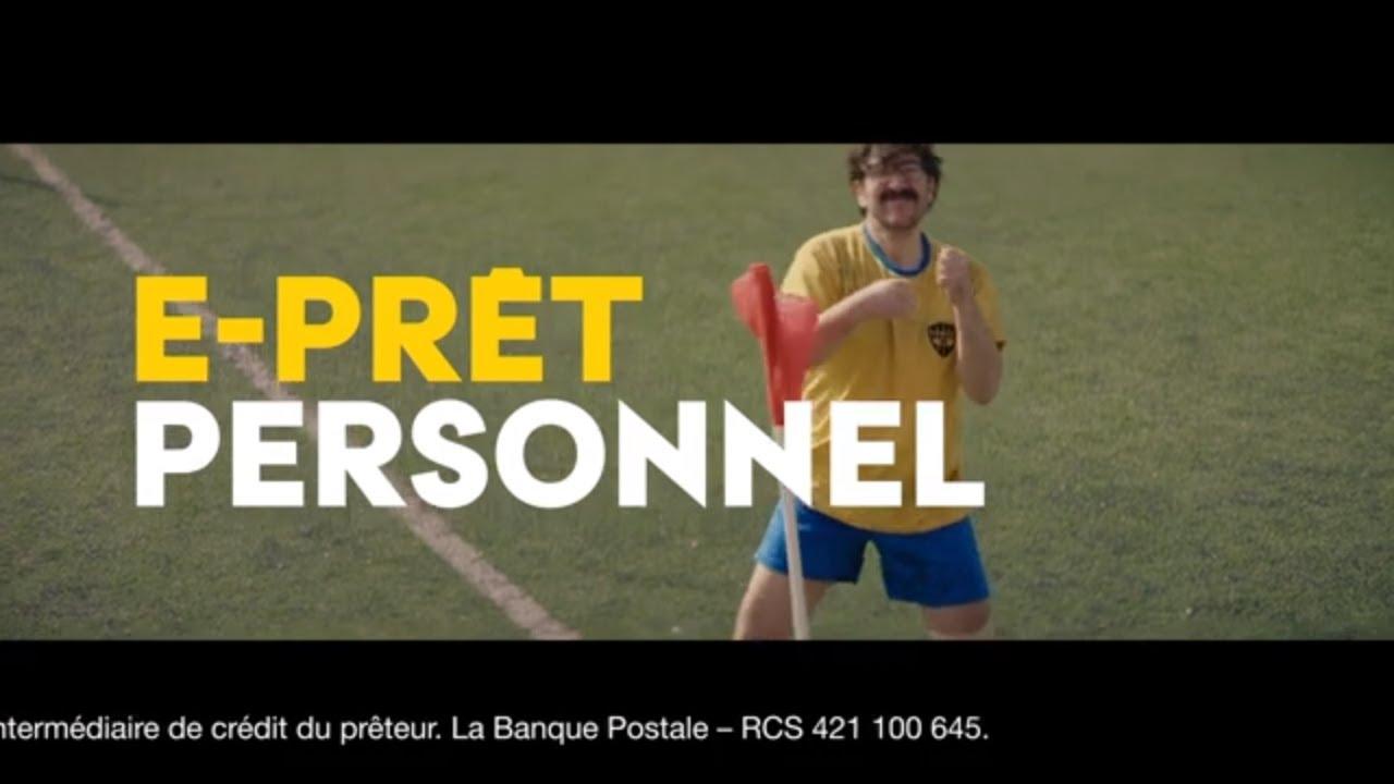E-prêt personnel | La Banque Postale - YouTube