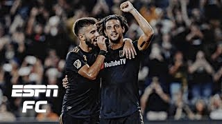 Carlos Vela scores as LAFC clinch the Supporters' Shield | MLS Highlights