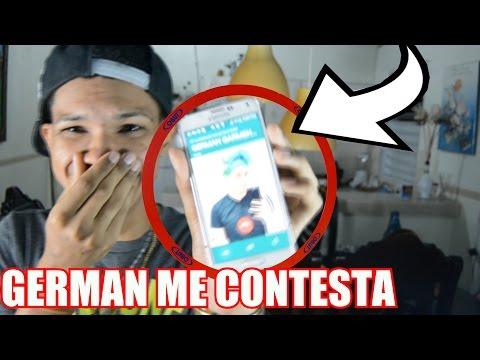 EL NUMERO DE GERMÁN GARMENDIA | LLAMANDO A HolaSoyGerman (ME CONTESTA!!)