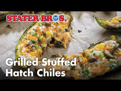 Stuffed Hatch Chile Peppers