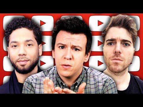 Youtube Conspiracy Theory Problem is Bigger Than Shane Dawson, Jussie Smollett, Venezuela & More