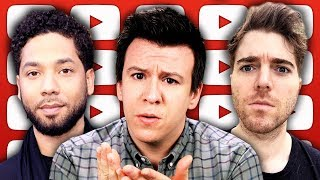 Youtube Conspiracy Theory Problem is Bigger Than Shane Dawson, Jussie Smollett, Venezuela & More