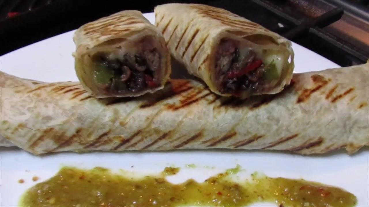 Burritos De Alambre I Gastronomía Regional Youtube