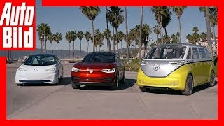 VW I.D. Familie (2021) Fahrbericht VW-Elektro-Familie